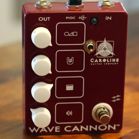 Wave-CannonTGP