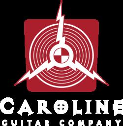Caroline Guitar Logo